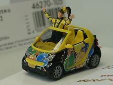Busch Smart Fortwo convertible carnaval - 46270-105 - 1:87