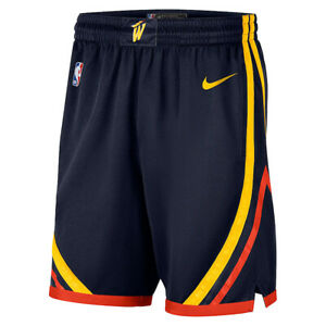 New Nike 2020/21 Golden State Warriors City Edition Swingman Performance Shorts