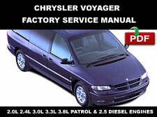 buy car service repair manuals grand voyager ebay rh ebay co uk Chrysler Grand Voyager 1994 Chrysler Grand Voyager 1994