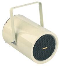 Eagle 100 V linea resistente alle intemperie Outdoor, patio e giardino Musica Altoparlante 15 W-bianco