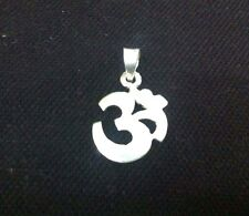 Exclusive High Quality 925 Sterling Silver Om / Aum  Pendent  For Unisex