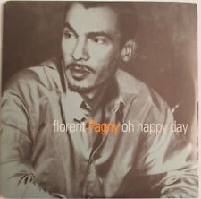 """FLORENT PAGNY - CD SINGLE PROMO """"OH HAPPY DAY"""""""