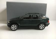BMW 4X4 X5 4,4 i E53 kyosho dealer vert 1/18 V1