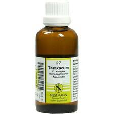 TARAXACUM F Komplex 27 Dilution 50ml PZN 1012755