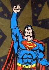 DC Stars   F1  Superman        Trading Card