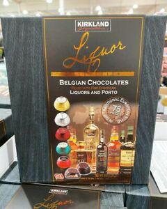 Kirkland Collection Belgian Chocolate Liqueurs and Porto