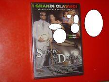 "DVD SEALED(I GRANDI CLASSICI)""SAPORE DI DONNA""EVA BOND-STEFANIA SARTORI-A.NOBILI"