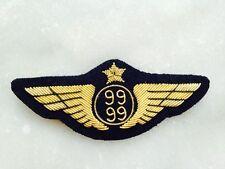INSIGNE AILE DE POITRINE COMPAGNIE AERIENNE- Airline Pilot Wings 26