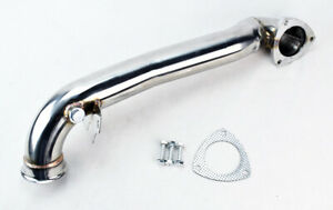 """2.5"""" Exhaust Turbo Downpipe for Mini Cooper 2007-2013 1.6L DOHC Turbocharged"""
