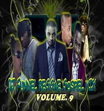 DJ FUNNEL STREET  REGGAE GOSPEL MIX CD VOLUME 9