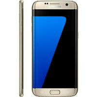 "Samsung Galaxy S7 Edge 32GB Oro SM-G935V Verizon Desbloqueado Smartphone 5.5"""