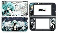 Nintendo New 3DS XL Skin Sticker Decal Cover Protector Anime MIKU PROJECT DIVA