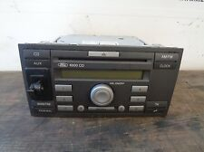 CD player radio Ford Focus II 6000CD 1.6i 16V 74kW HXDA 105761