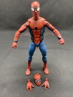"Marvel Legends Vulture Series SPIDER-MAN HOMECOMING TECH SUIT 6"" Figure Hasbro"