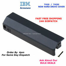 HDD.Hard Drive.Caddy Cover.Lenovo.IBM.T420.T420i.Thinkpad .BRAND NEW