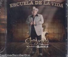 SEALED - El Coyote y Su Banda Tierra Santa CD NEW Escuela De La Vida BRAND NEW