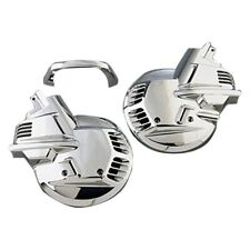 Show Chrome - 2-497 - Chrome Rotor Disc Covers 1988-2000 Honda Goldwing GL1500/6