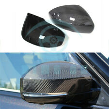 Carbon Fiber 2pcs Rearview Mirror Cover For Land Rover Range Rover Sport 2014+