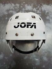 Jofa Bucket Hockey Helmet, White