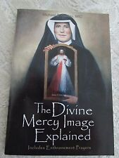 The Divine Mercy Image Explained Includes Enthronement Prayers Pocket Size