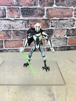 Hasbro 2004 Star Wars GENERAL GRIEVOUS Figure Revenge Of The Sith