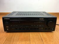 Pioneer VSX-453 100w Audio Video Stereo Receiver Dolby Pro-Logic No Remote