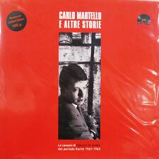 """FABRIZIO DE ANDRE' """"CARLO MARTELLO E ALTRE STORIE"""" lp limited vinile rosso RSD"""