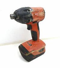 Hilti SID 18-A Cordless Impact Driver 21.6V 3 Speeds With One Battery