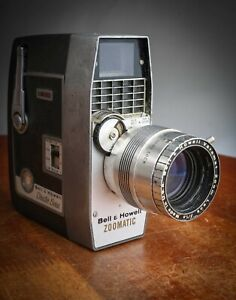 Bell & Howell zoomatic director Séries Fonctionnel