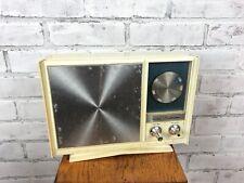 Vintage Sears Silvertone Transistor Radio Model 6004 Solid State