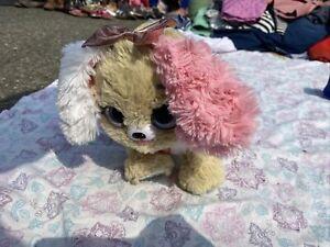 Present Pets Interactive Plush Pet Toy, Princess Fancy Puppy