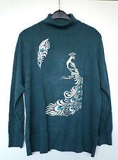 Markenlose Langarm Damen-Pullover & -Strickware in Übergröße