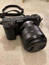 Sony Alpha NEX-7 24.3MP Digital Camera - Black With 18. -55 Mm Lens
