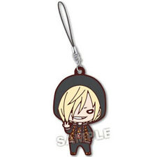 Yuri On Ice Yuri Plisetsky Training Outfit Rubber Phone Strap NEW