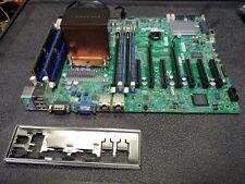 SuperMicro X9SRL-F Mobo w/ e5-2680v2 10/20 core 2.8Ghz, 4x 16gb 64gb ram HSU WOW
