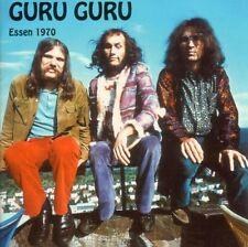 GURU GURU: Essen 1970; soundboard rec. from the 3rd Essen Pop & Blues Festival;