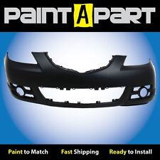 2004 2005 2006 Mazda 3 Sport Front Bumper Cover (MA1000197) Painted