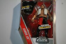 WWE ELITE SAMOA JOE NXT TOWEL AND SHIRT NEW MIMSP