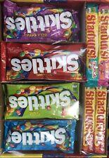Starburst & Skittles Variety Pack ~ 30 Full Size Assorted Packs Fresh