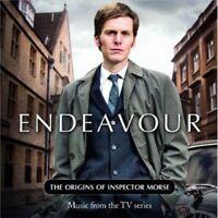 Endeavour [CD]