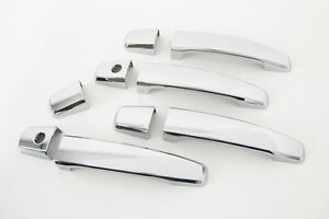 Autoclover Chrome Door Handle Molding 9p for 2007 ~ 2011 Chevrolet Epica