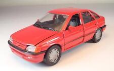 Schabak 1/43 Nr. 1090/1091 Ford Escort Limousine rot #1724