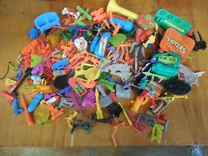 Huge Lot of 80s/90s Vintage Teenage Mutant Ninja Turtles Accessories TMNT Toys