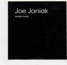 (FQ393) Joe Janiak, Sample Tracks - 2006 DJ CD