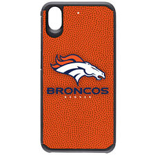 HTC Desire 626s / HTC 530 Denver Broncos Pebble Grain Feel 2 Layer Case Orange