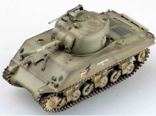 Easy Model M4A3 Middle Tank U.S.Army Classy Peg Finshed Model Tank 1:72 Trumpet