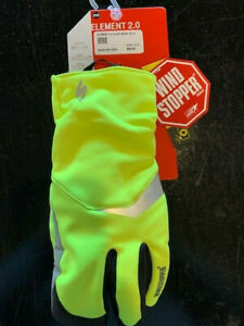 Specialized Element 2.0 Winter Cycling Glove- High Viz Yellow- Small