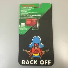 Yosemite Sam Mud Flaps Looney Tunes Cartoons Splash Guards Set of 2 Made in USA
