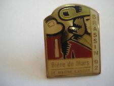 PINS RARE BIERE DE MARS KANTER BRASSERIE BRASSIN 92