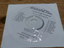 BROKENCYDE - I'M NOT A FAN BUT THE KIDS LIKE !!!!!!!!RARE CD PROMO!!!!!!!!!
